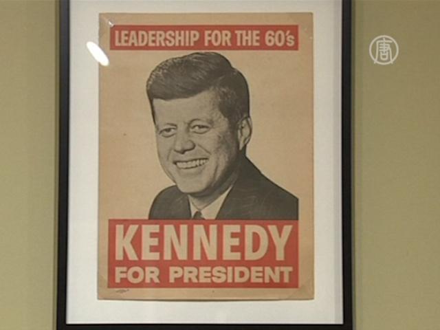 Фотовыставка о дне, когда убили Кеннеди