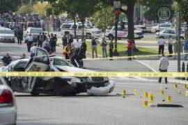 Напавшую на Белый дом США застрелили