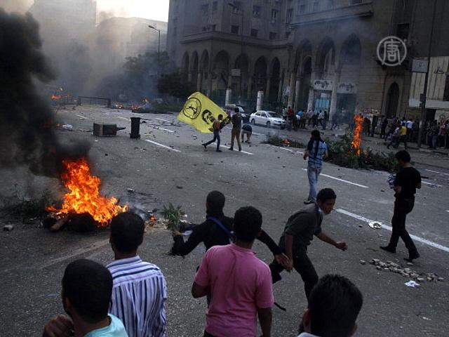Новые беспорядки в Египте, 51 погибший