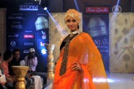Свадебный наряд махарадж Индии в новом прочтении