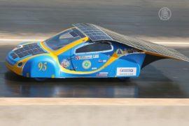 Австралия: «солнечные» авто вышли на старт