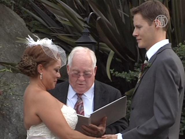 Как кризис власти в США сорвал свадьбу мечты