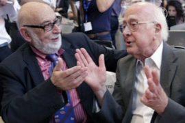 «Нобелевку» по физике присудили за бозон Хиггса