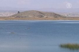 На дне Титикаки нашли древние сокровища