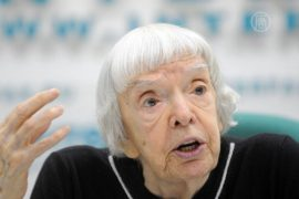 Правозащитница Алексеева – номинант на «Нобелевку»
