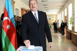 Алиев в третий раз станет президентом