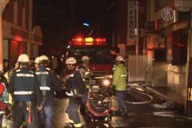 10 человек погибло при пожаре в больнице в Японии