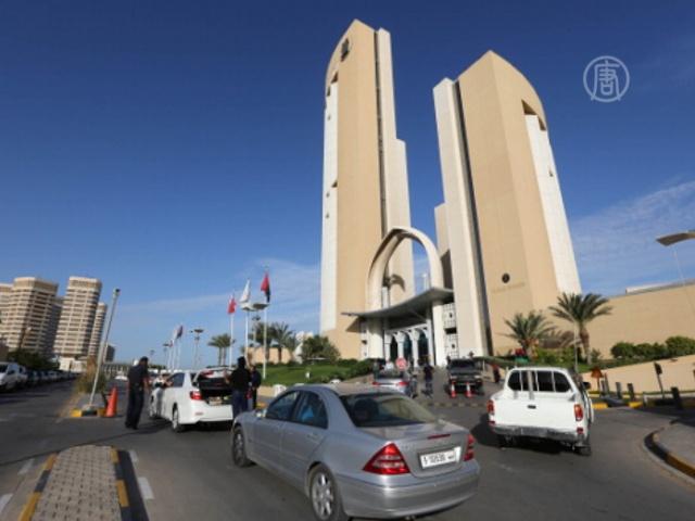 Премьера Ливии освободили