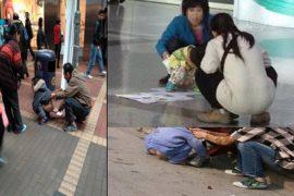 Поведение китайских туристов шокирует иностранцев