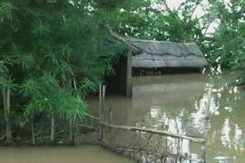 Миллионы пострадали в Индии от циклона «Файлин»