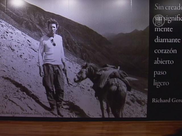 Ричард Гир показал свои фото Тибета
