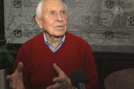 Альпиниста Михаила Боброва поздравляют с 90-летием