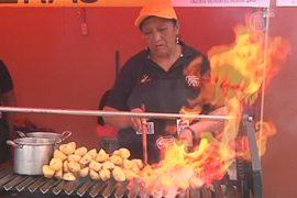 Боливия представила свою уникальную кухню