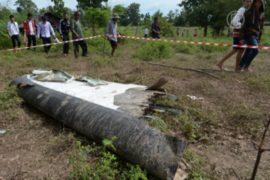 В крушении самолета в Лаосе обвинили погоду
