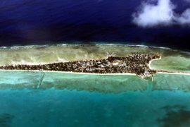 Островитянин просит убежища от изменения климата