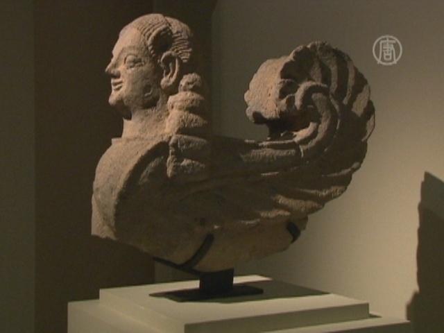 Париж: жизнь этрусков в VII веке до н. э.