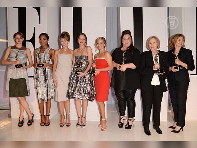 Журнал Elle назвал главных женщин Голливуда