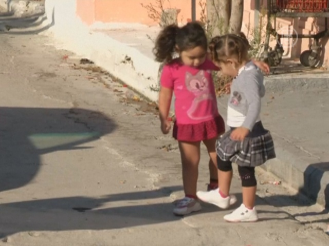 Цыгане Греции: на нас навесили клеймо