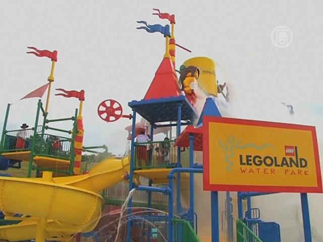 Крупнейший аквапарк «Лего» открылся в Малайзии