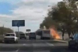 Пострадавших от взрыва доставили в Москву