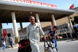 Число сирийских беженце в Турции превысило 600 000