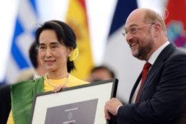 Су Чжи получила премию Сахарова через 23 года