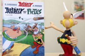 Новый комикс про Астерикса поступил в продажу