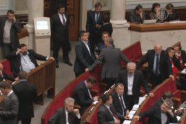 Рада отложила решение вопроса о лечении Тимошенко