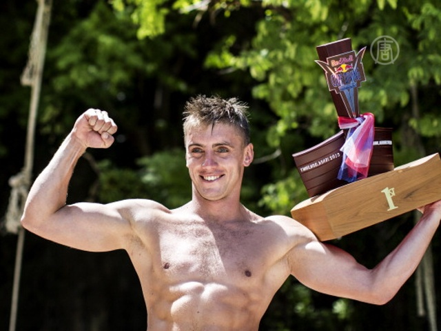 Чемпионом по хайдайвингу стал россиянин