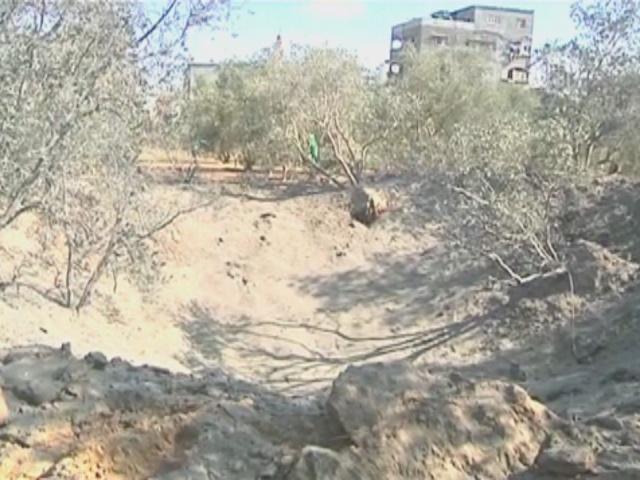 Израиль ответил сектору Газа на обстрел