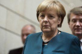 Немцы недовольны прослушкой телефона Меркель