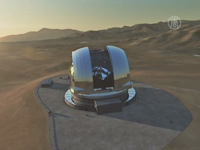 Президент Чили дал землю под мощнейший телескоп