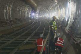 Под Босфором построили тоннель
