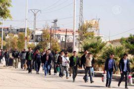Армия и повстанцы скоординировались ради эвакуации
