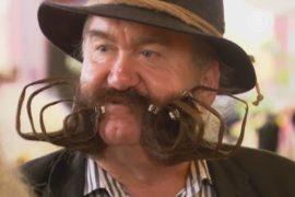 Лучшие усы и бороды показали в Германии