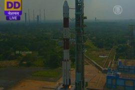 Индия запустила свой первый зонд к Марсу