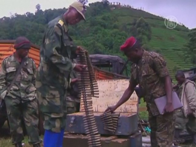 В Конго захвачены последние оплоты боевиков