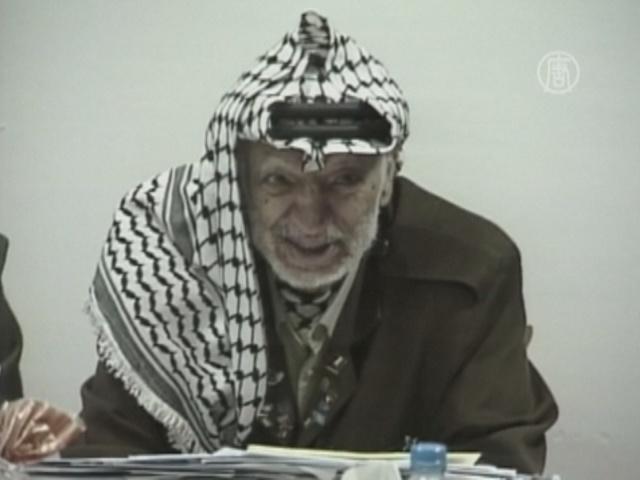 Вдова: Ясира Арафата отравили полонием