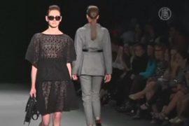 Неделя моды в Рио: яркая и «бетонная» зима 2014