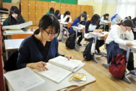 Южная Корея замерла: идёт «ЕГЭ»!