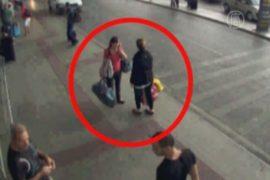 В аэропорту Стамбула пытались продать ребенка