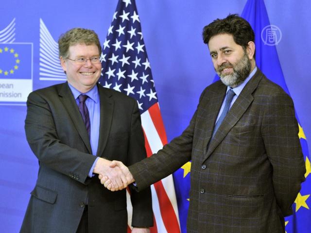 Евросоюз и США договариваются о едином рынке