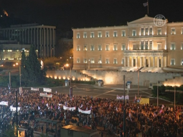Парламент Греции отклонил вотум недоверия