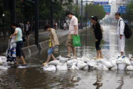 «Хайян» обрушился на юг Китая