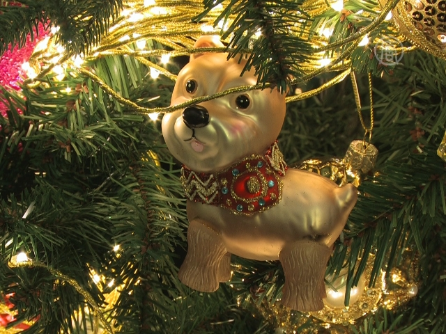 Удивительные игрушки для новогодней ёлки