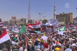 Новый законопроект о протестах тревожит египтян