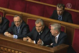 Рада снова отложила принятие «закона о Тимошенко»