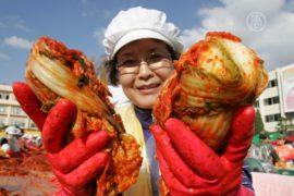 3000 корейцев приготовили 130 тонн любимого блюда