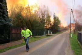 В Польше взорвался газопровод, погибли люди