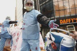 Врачи мира выступили против изъятия органов в КНР